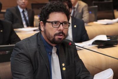 Ivan Moraes pede melhoria no diálogo entre poderes durante enfrentamento à covid-19
