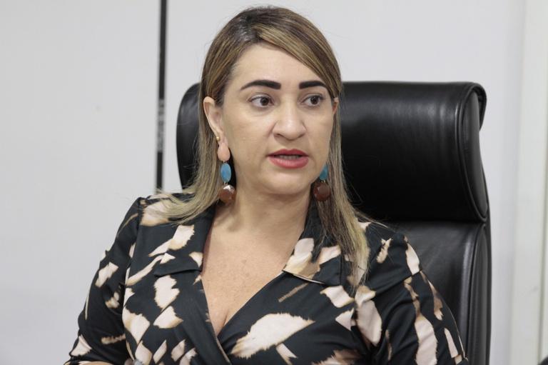 Aline Mariano é autora de projetos de enfrentamento à covid-19