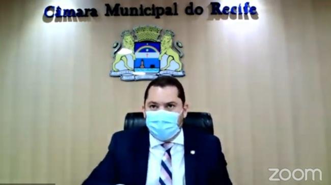 Câmara faz um minuto de silêncio em homenagem ao ex-vereador Erivaldo da Silva