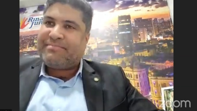 Rinaldo Junior repercute corte de R$ 100 milhões em despesas da Prefeitura